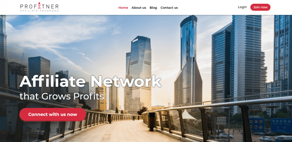 Profitner affiliate network