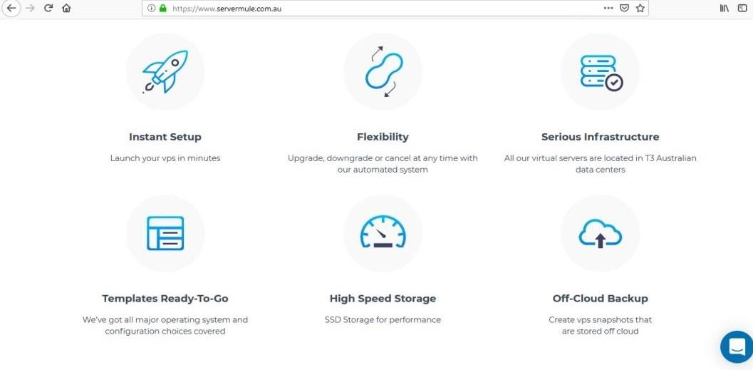 ServerMule Features